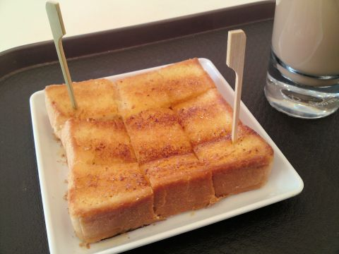 Traditional Toast
